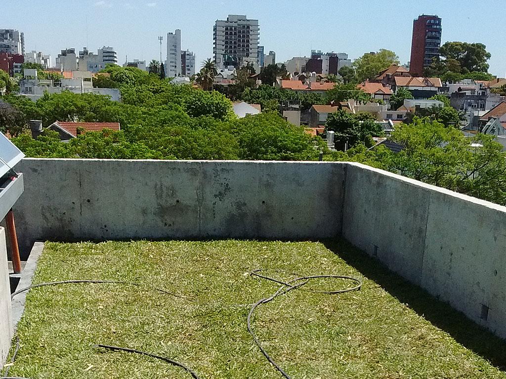 Edificio Correa Terraza Verde Buenos Aires New Green