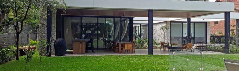 Altos de la horqueta terraza verde